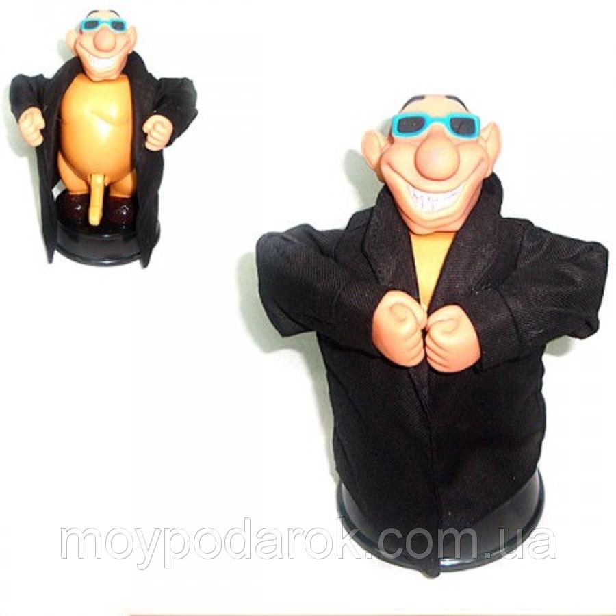 Стриптизер на батарейках (Танцор SEX Вилли), прикольный подарок, сувенир