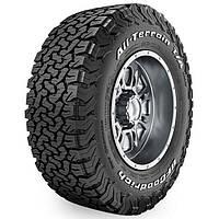 Всесезонные шины BFGoodrich All Terrain T/A KO2 265/65 R17 120/117S