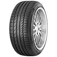 Летние шины Continental ContiSportContact 5 265/40 ZR21 101Y