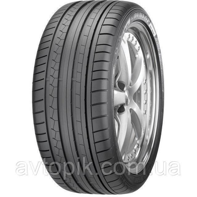 Літні шини Dunlop SP Sport MAXX GT 265/40 ZR21 105Y XL