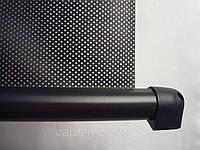 Шторки автомобильные раздвижные солнцезащитные PVC 55, фото 1