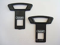 Заглушки ремня безопасности SB 305 CarLife. Фиксатор замка ремня безопасности