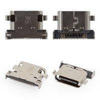 Коннектор зарядки для мобильных телефонов LG G5 H820, G5 H830, G5 H850, G5 LS992, G5 SE H840, G5 SE H845, G5 US992, G5 VS987, USB тип-C