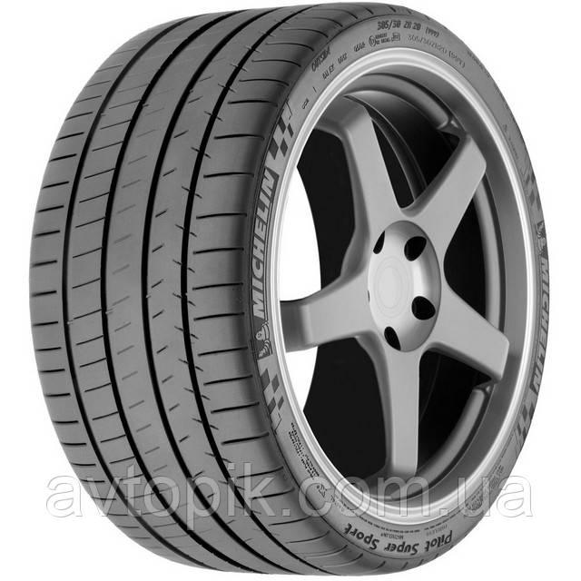 Літні шини Michelin Pilot Super Sport 265/35 ZR19 98Y XL N0