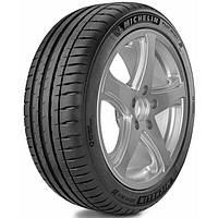 Летние шины Michelin Pilot Sport 4 205/45 ZR17 88Y XL