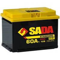 Аккумулятор 6СТ- 60Аз  SADA Standard