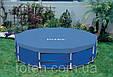 Тент 305 см для каркасного круглого бассейна Intex 28030 (58406),, фото 2