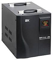 Стабилизатор напряжения Home  8 кВА (СНР1-0-8) рел. перен. ИЭК