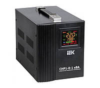 Стабилизатор напряжения Home  1 кВА (СНР1-0-1) рел. перен. ИЭК