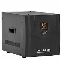 Стабилизатор напряжения Home  3 кВА (СНР1-0-3) рел. перен. ИЭК