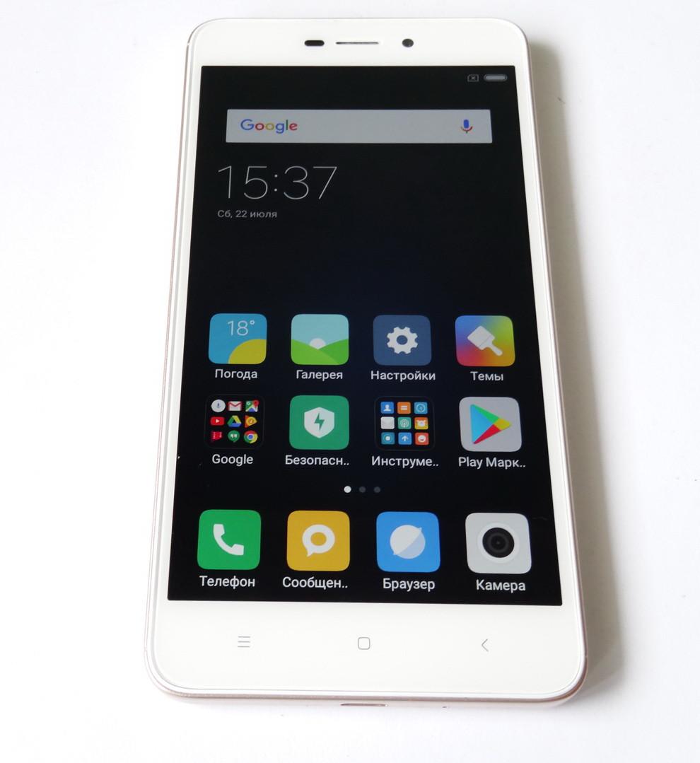 Xiaomi Redmi 4a 2 16gb Gold