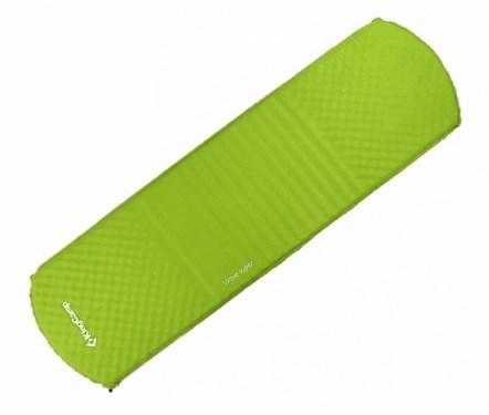 Cамонадувающийся коврик Kingcamp зеленый, WAVE SUPER