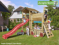Детский игровой модуль Jungle Gym Train Module