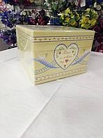 Картонная коробка из 4 шт