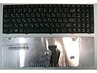 Клавиатура для ноутбука LENOVO (G580, G585, N580, N585, Z580, Z585) RUS, Black