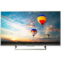 Телевизор Sony KD-49XE8077 (MXR400Гц,UltraHD 4K,Smart, HDR, 4K X-RealityPRO, TRILUMINOS, Dolby Digital 20Вт)