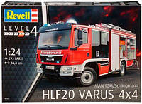 Revell  Автомобіль Schlingmann HLF 20, 1:24 (7452)