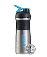 Шейкер BlenderBottle SportMixer Steel 820ML