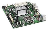 БУ Материнськая плата Intel DG31PR (s775, 4xSATA, 2xDDR2, 2xPCI, VGA, mATX) (DG31PR)