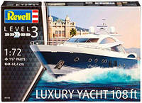 Revell  Яхта Sunseeker LUXURY YACHT 108 ft, 1:72 (5145)
