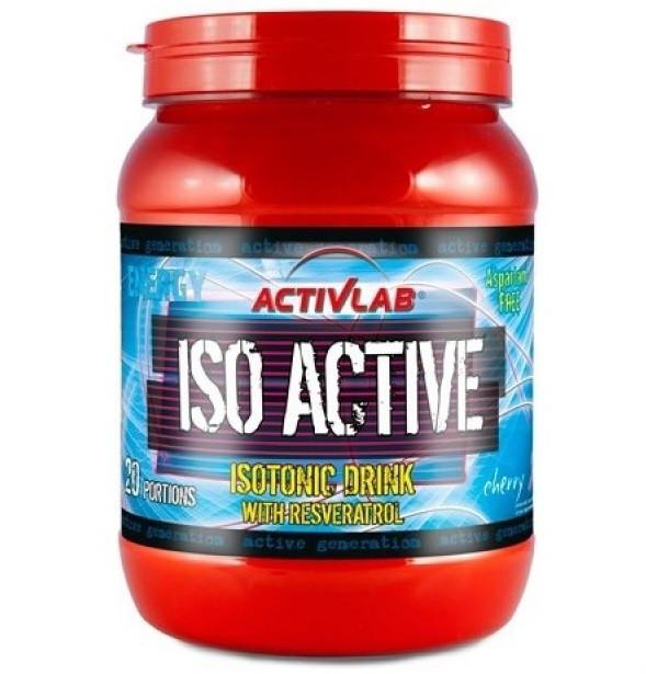 ActivLab ISOACTIVE 630 g активлаб изотоник