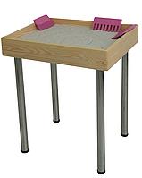 Стіл для малювання (сіллю, піском з підсвіткою)