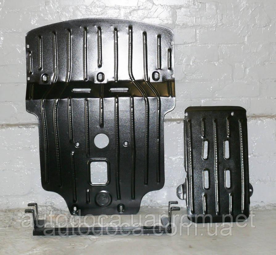 Защита картера двигателя, акпп  BMW 3 (E46) 1999-