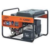 Трехфазный бензиновый генератор RID RV 13000 E ( 12.3 кВт)