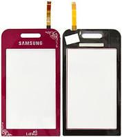 Сенсорний екран для мобільного телефону Samsung S5230 Star, LaFleur