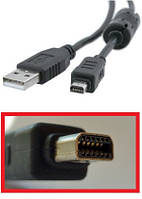 USB кабель Olympus CB-USB5 / CB-USB6