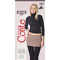 Колготки Conte 250 Den Cotton Тор