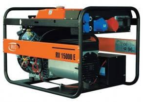 Трехфазный бензиновый генератор RID RV 15000 E (14.5 кВт), фото 2