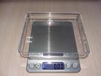 Весы ювелирные H-2000 до 2000 г, точность 0,1 г