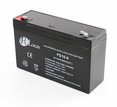 6V 10 ah аккумулятор для детского электромобиля , фото 2