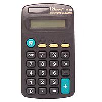 Калькулятор маленький на пальчиковой батарейке