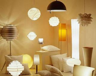 Освещение (люстры, светильники, торшеры, бра, лампы)