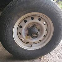 Резина УАЗ Хантер 245/70 R 16 , 107 S (б/у) 2 колеса