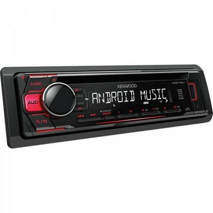 CD/MP3-ресивер Kenwood KDC-110UR, фото 2