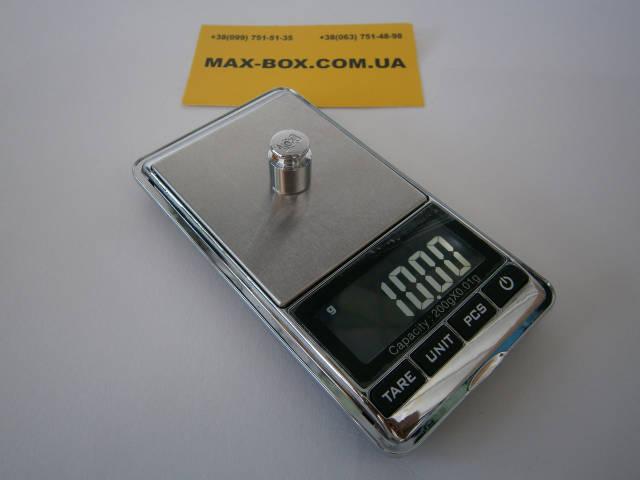 Весы ювелирные DS-NEW  200 гр./0.01гр