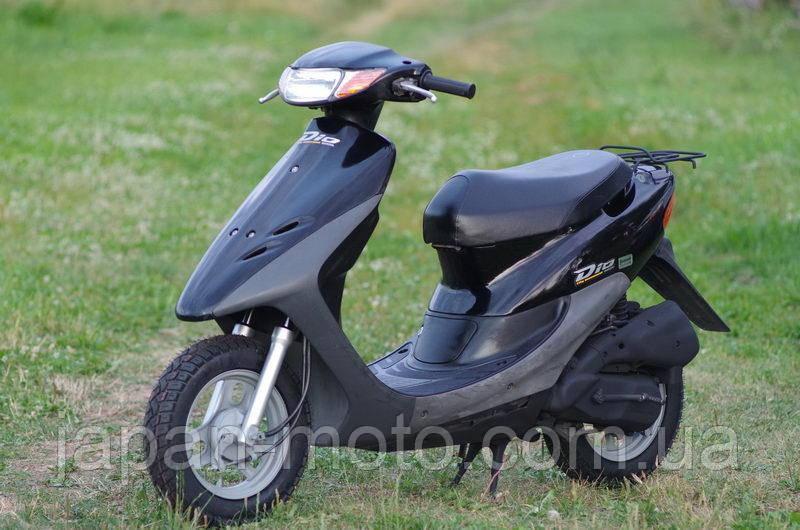 Хонда Дио34 (черный_1)