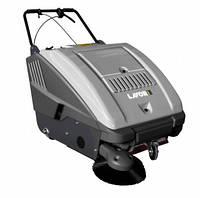 Подметальная машина с аккумуляторным приводом Lavor PRO SWL 900 ЕT