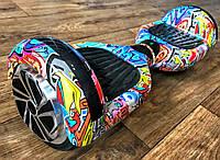 "Гироскутер Smart Balance Wheel Simple 6,5"" Freestyle +Самобаланс +Сумка +Спиннер  (Гарантия 12 месяцев)"