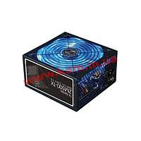 Блок питания ZALMAN ZM500 TX 500W v.2.3, Fan 14см, (LED) aPFC, 80+, Retail (ZM500 TX)