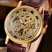 Winner Мужские часы Gold