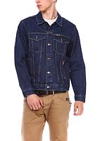 Джинсовая куртка Montana голубая