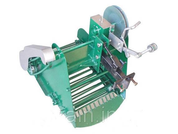 Картофелекопалка для мотоблока транспортерная КМ-5, фото 2