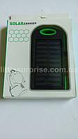 Зарядка на солнечной батарее  Power Bank Solar Charger 30000 mAh