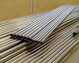 Труба 42х4мм 08Х18Н10Т Антикорозійна нікелева нержавіюча суцільнотягнені труба ГОСТ 9941-81, фото 8