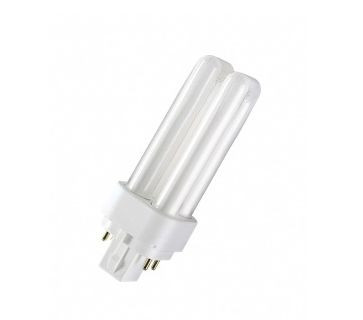 Лампа DULUX D/E 10 W 827 G24q-1 OSRAM