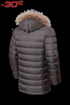 Мужская удлиненная зимняя куртка Braggart (р. 46-56) арт. 3172 сафари, фото 2